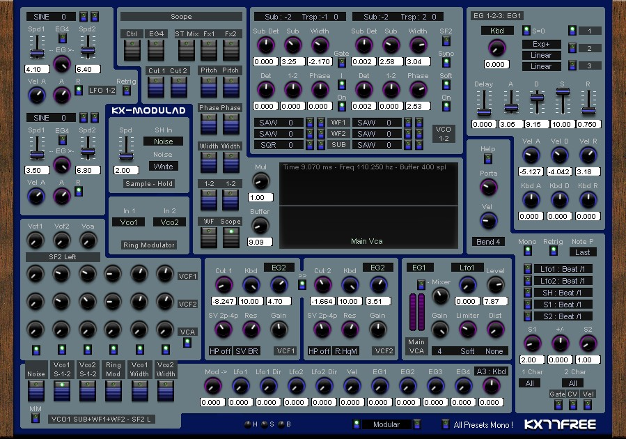 The List 4 - The Best Free Synths